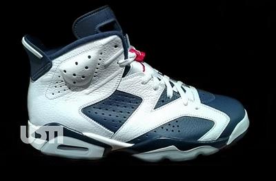 "Air Jordan 6 ""Olympics"" Release Date Announced"