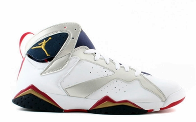 Air Jordan 7 Olympic Out on July!