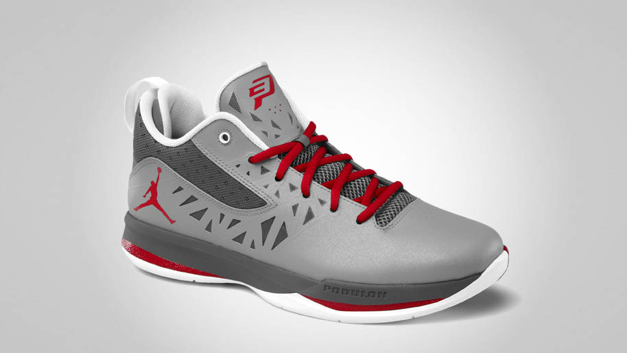 Jordan CP3.V Stealth Lined-Up on March