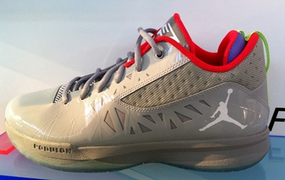 "Watch Out for the Jordan CP3.V ""Dr. Jekyll"""