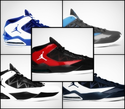 Five Colorways of Jordan Flight-The-Power Out This February