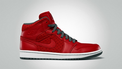New Air Jordan 1 Phat Mid Now Out!