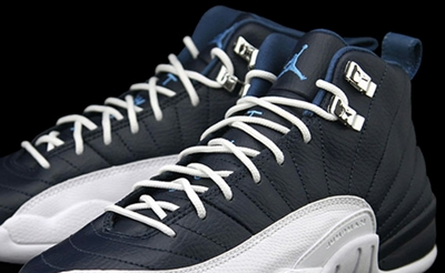 "Air Jordan 12 GS ""Obsidian"" Slated this Summer"