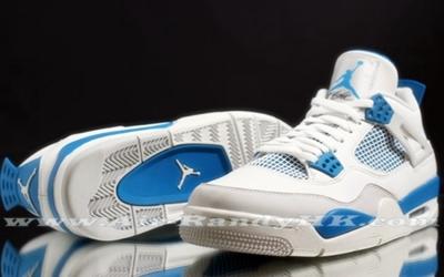 "Air Jordan 4 ""Military Blue"" Slated This Summer"