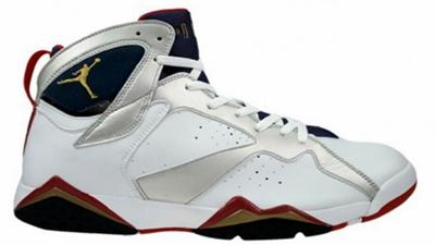 """Release Date: Air Jordan 7 """"Olympic"""""""