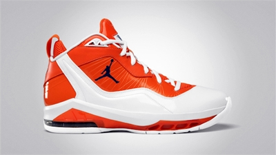 "Jordan Melo M8 ""Orange Blaze"" Out on Thursday"