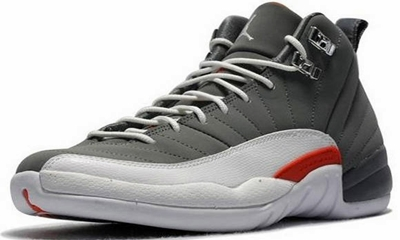 "Air Jordan 12 GS ""Cool Grey"" Release Date"