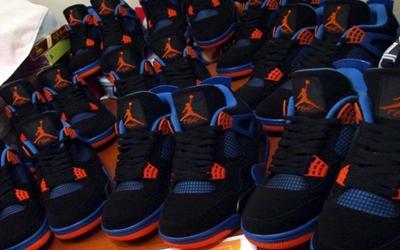 "Air Jordan 4 ""Cavs"" Release Date Announced"