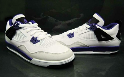 Air Jordan 4 GS Ultraviolet Hitting Shelves Soon
