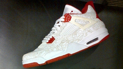 "Air Jordan 4 ""Laser"" Getting a Lot of Attention"