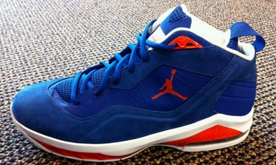 "Jordan Melo M8 Coming Out in ""Blue Suede"" Colorway?"