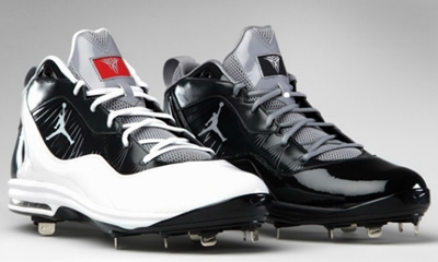 Jordan Melo M8 Cleats for CC Sabathia