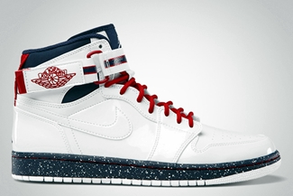 Check Out the Air Jordan 1 High Strap