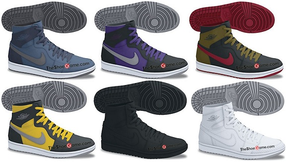 Watch Out for the Air Jordan 1 Mid Holiday 2012