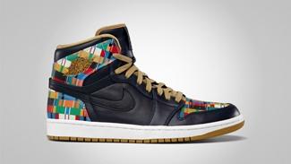 "For Release: Air Jordan 1 Retro High RTTG ""DC"""