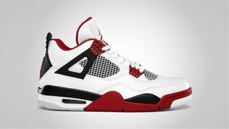 """For Release: Air Jordan 4 Retro """"Varsity Red"""""""
