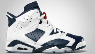 For Release: Air Jordan 6 Olympic