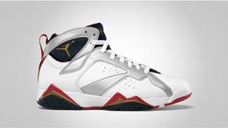 """Available Soon: Air Jordan 7 """"Olympic"""""""