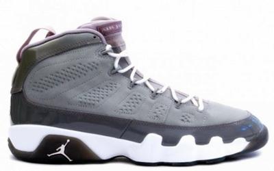 """Release Date: Air Jordan 9 """"Cool Grey"""""""