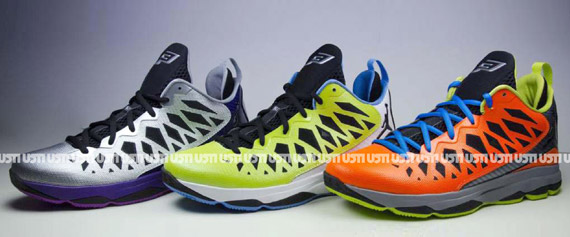 A Look at the Jordan CP3.VI