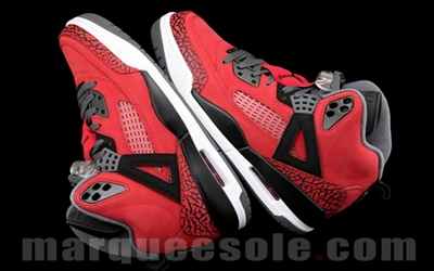 Sneak Peek: New Air Jordan Spizike