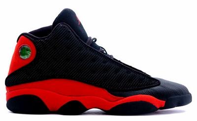 """2013 Release: Air Jordan 13 """"Bred"""""""