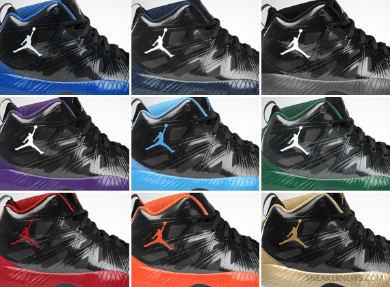 Air Jordan 2012 Lite September Lineup