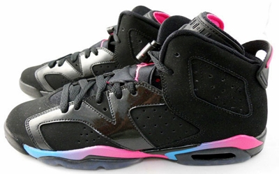 "Air Jordan 6 GS ""Pink Flash"" Out This Saturday"