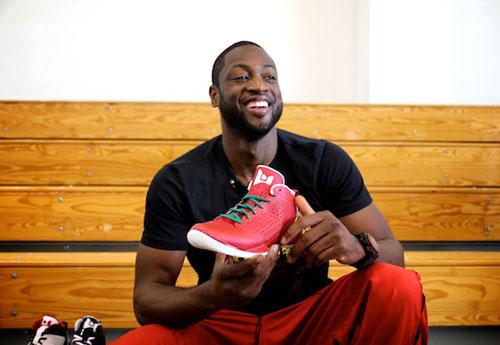 Dwyane Wade Leaving Jordan Brand Soon?