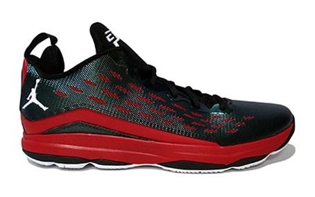 Release Date: Air Jordan CP3.VI BRED