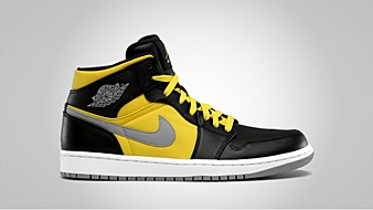 New Colorways of Air Jordan 1 Phat Now Out!