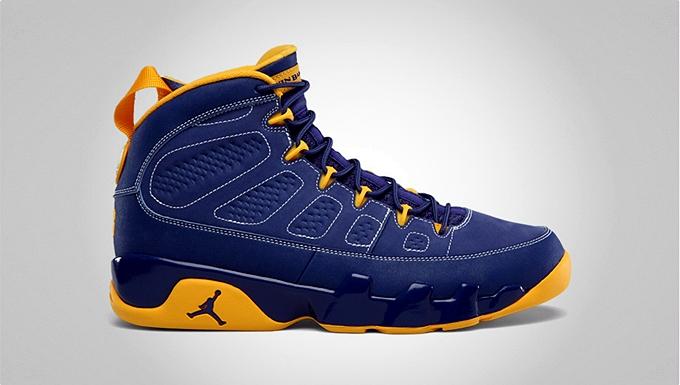 """For Release: Air Jordan 9 Retro """"Calvin Bailey"""""""