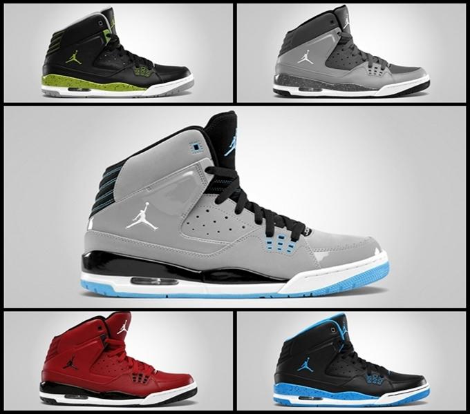 Five Jordan SC-1 Slated This November