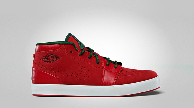 Check Out the Holiday-Inspired AJ V.1 Chukka