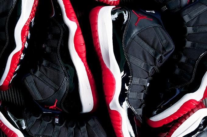 Coming Out Soon: Air Jordan 11 Retro BRED