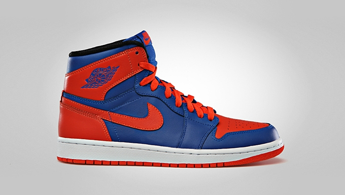 "For Release: Air Jordan 1 Retro High OG ""Knicks"""