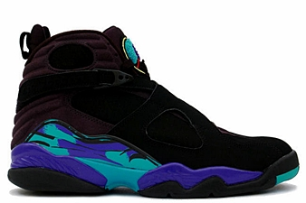 "Air Jordan 8 ""Aqua"" Slated for Release This Year"