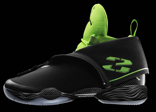 Air Jordan XX8 Black Volt