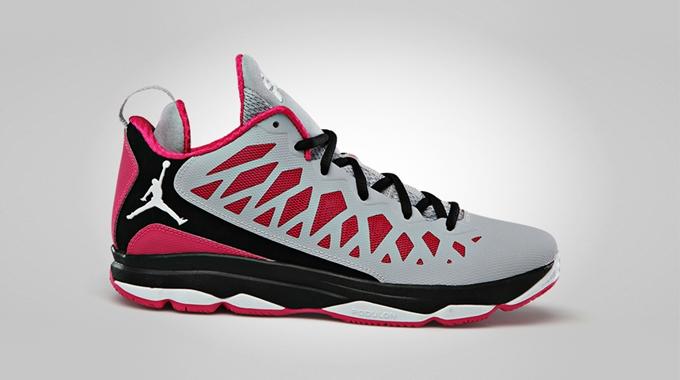 For Release: Jordan CP3.VI Vivid Pink