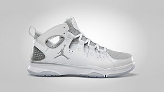 Jordan Legend TR White Metallic Platinum