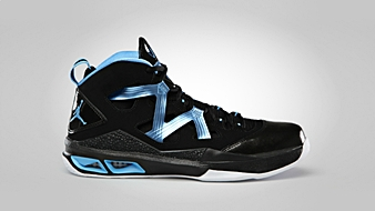 Jordan Melo M9 Black Universtiy Blue White