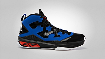 Jordan Melo M9 Game Royal White Black Team Orange