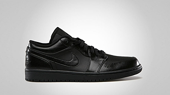 Air Jordan 1 Low Black