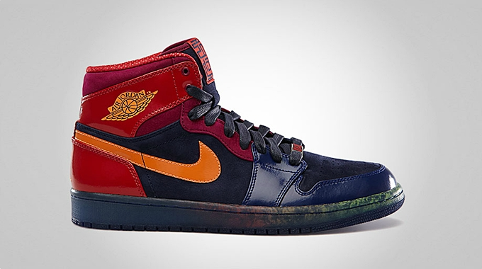 Air Jordan 1 Retro High Year of the Snake YOTS