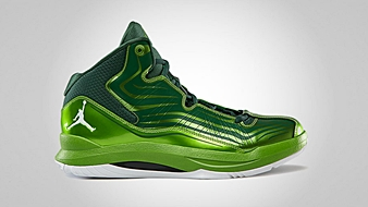 Jordan Aero Mania Gorge Green White Electric Green Black