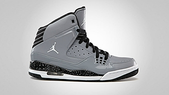 Jordan SC-1 Stealth White Black