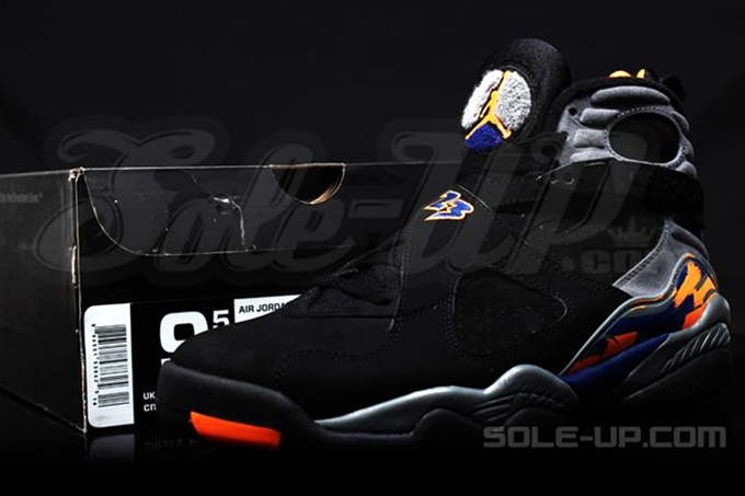 Air Jordan 8 Phoenix Suns Coming Out Soon?