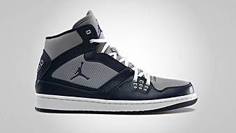 Jordan 1 Flight Stealth Midnight Navy White