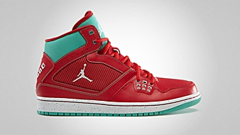 Jordan 1 Flight True Red White Crystal Mint