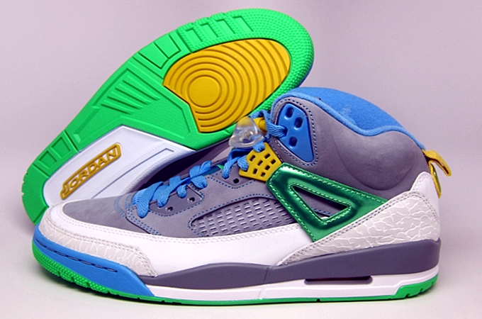 Check Out the Eastern Edition Of The Jordan Spiz'ike
